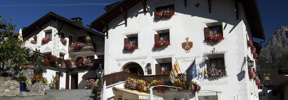 Schlosshotel Restaurant Chastè