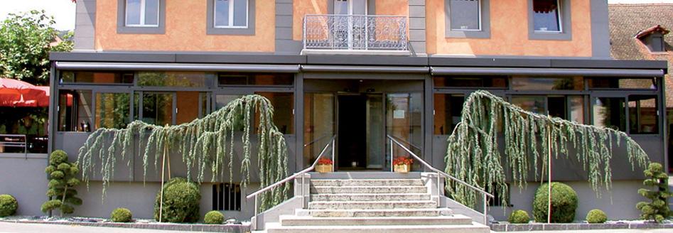 Hôtel de la Gare - La Table des Suter