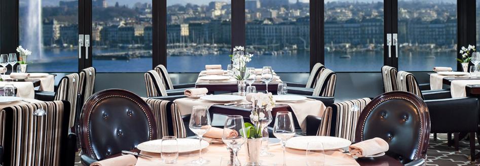 Hôtel d'Angleterre - Restaurant Windows