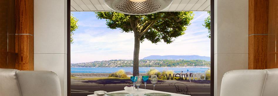 Hôtel Président Wilson - Restaurant Le Bayview