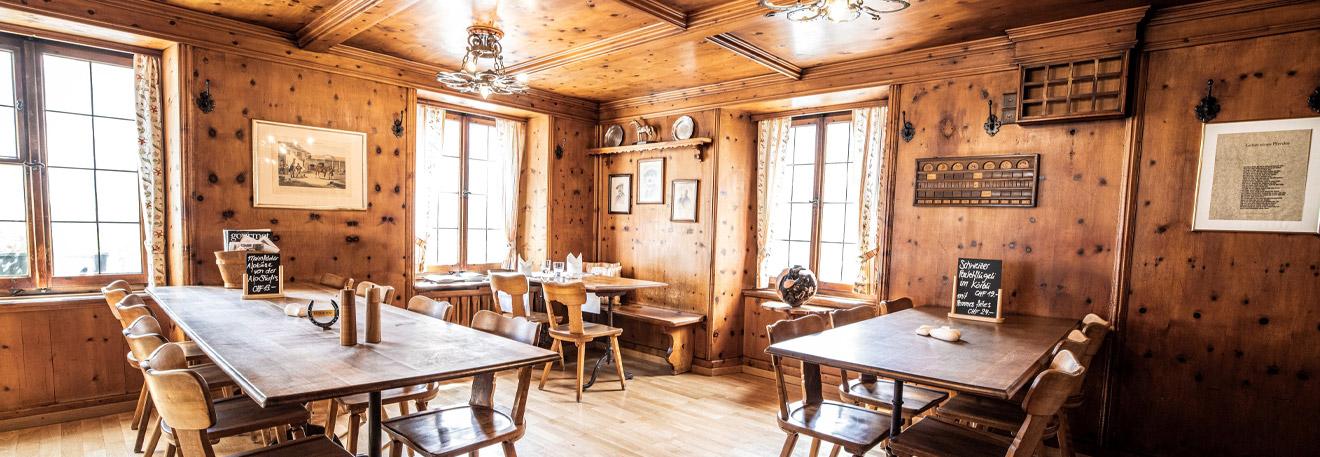 Restaurant Falknis