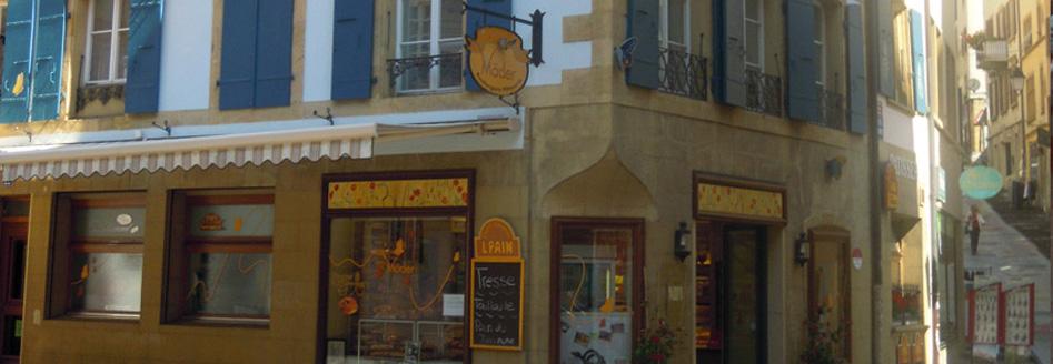 Boulangerie-Pâtisserie Mäder